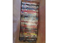 DVD Job Lot - Over 250 DVD's