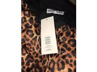 brand new parka coat size 16