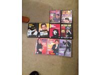 Comedy DVDs. X 11