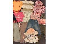 Girls Bundle Age 6-12 months