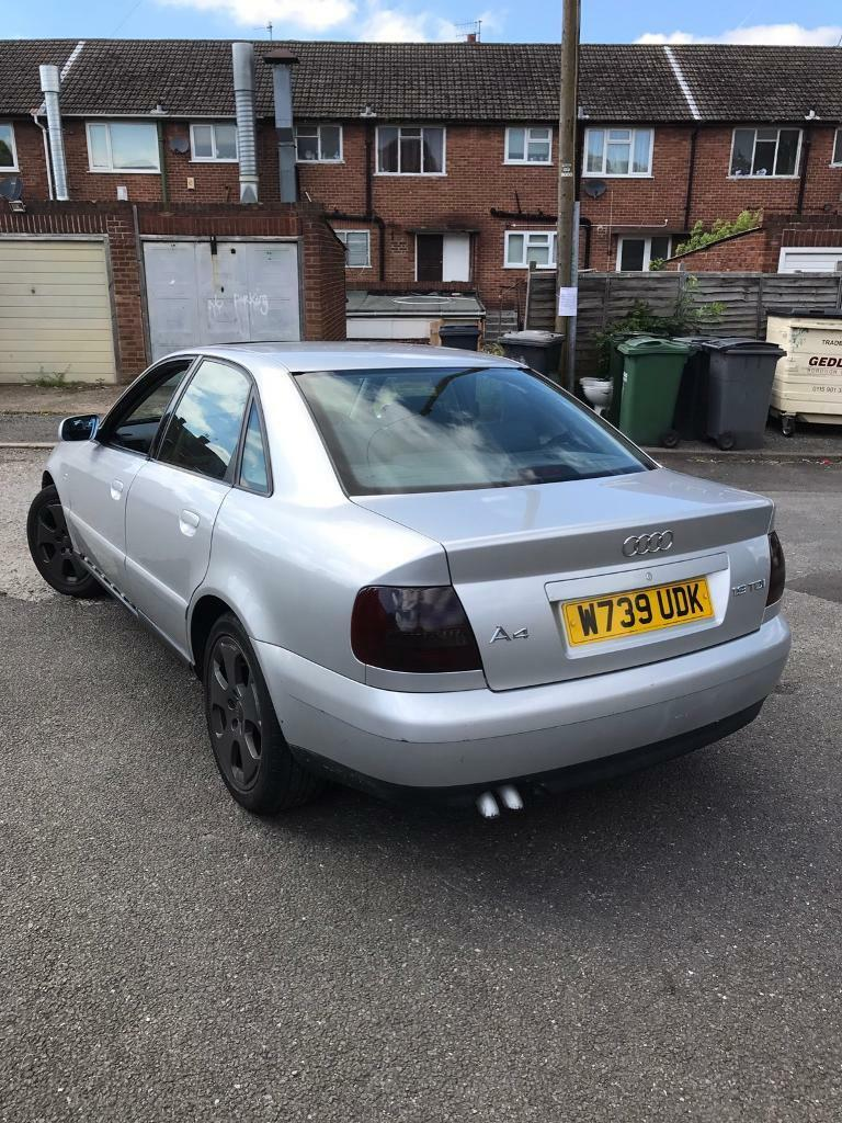 2000 audi a4 1 9 tdi in arnold nottinghamshire gumtree. Black Bedroom Furniture Sets. Home Design Ideas