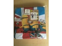 MINIONS pyjamas - Boys (Two sets) BNWT
