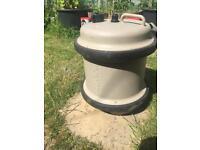 Caravan/ motor home water container