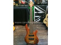 ON SALE: Yamaha TRB-6 6 string Bass Guitar (natural sunburst) - £999 ONLY