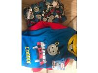 Thomas pjs personalised connor