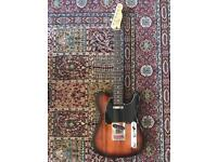 Fender Telecaster Special Edition Koa with Birdseye Neck