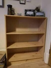 Wood shelves - pine