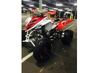 yamaha Raptor 700 specal edition 2008 road legal quad / not raptor 660 1owner
