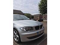 BMW 118d SE facelift huge spec not 320d 120d sport seats cruise control !! stunning !!