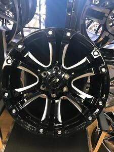 18 INCH DAI CRUSHER WHEELS -- 6X135 / 6X139.7