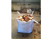 Logs firewood builders bag £50! Free delivery north down!