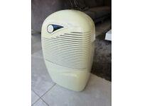 EBAC 2650e Dehumidifier, White.