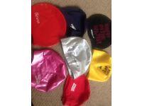 Bundle of swimming equipment