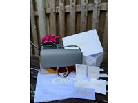 Authentic Chloe Faye leather and suede satchel bag * Chanel Gucci Givenchy Prada Louis Vuitton *