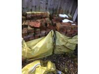 BRICKS x 460 OLD STOCK 100 years + Age - Very Clean ST ALBANS COLLECT