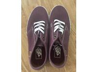 Vans shoes for sale - men's size 7