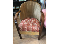 Lloyd Loom Chair , feel free to view . In good condition. £80 Free local delivery