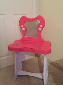 Hello Kitty child's dressing table