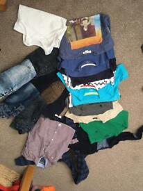 Boys clothes bundle age 6-7