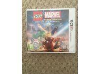 Marvel Lego 3DS game