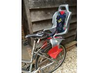 Ok Baby bike seat