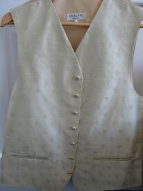 High Quality Men's Gorgeous Silk Waist Coat from House of Fraser