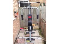 Pro power multi gym £20 collection only