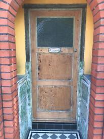 1930's External Front Door