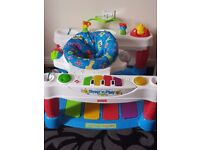 Fisherprice step to play piano