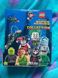 Lego superhero collection - books
