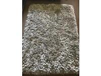 Grey next rug