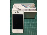 iPhone 4s ... silver