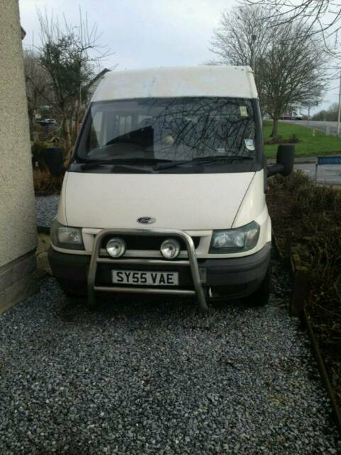 Ford transit bus sale or swap | in Bridge of Don, Aberdeen | Gumtree