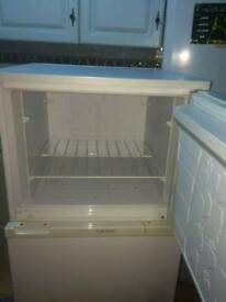 Fridge and freezer made from hot point