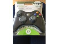 Microsoft X box 360 Wireless Controller-Ultimate in comfort and Freedom!