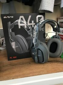Astro Gaming A40 Headset New open to offers