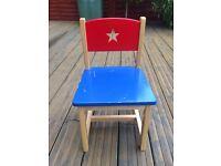Chair for little children