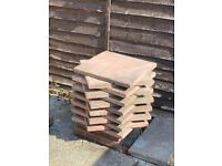 Red Paving Slabs 450 X 450 -30 mm