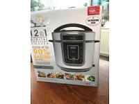 PRESSURE KING PRO 12 in 1 digital pressure cooker