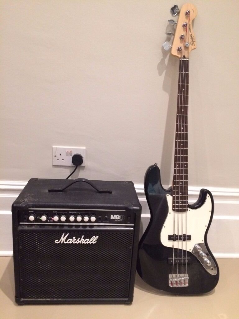 Fender Squier Jazz Bass For Sale Best 2018 Precision B Wiring Diagram Trusted