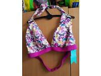 Bikini tip suze 22 new with tags simply yours