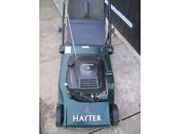 Hayter Autodrive 48 Lamnmover (19-inch cut with rear roller)