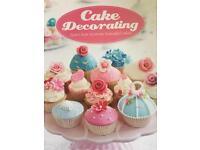 Cake decorating books job lot £3