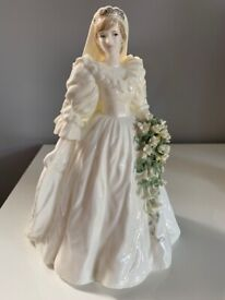 Princess Diana Figurine Collectable