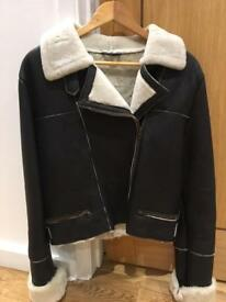 Real Sheepskin Jacket