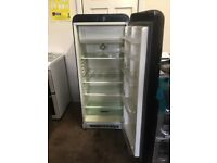 Smeg fridge freezer with ice box black 3 months warranty free local delivery!!!!!!!!!