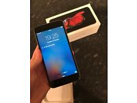 iPhone 6s Plus 128gb. MINT Only 3 month old. Proof of purchase!! O2 network
