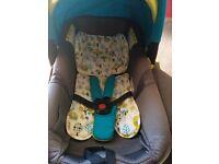 Jane matrix 2 baby car sleeper.