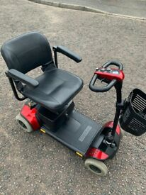 Pride GoGo Elite Traveller Mobility Scooter for sale (2 x Brand New Batteries) £325