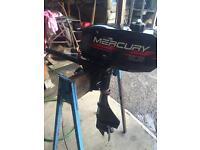 Mercury 2.3hp outboard motor